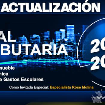 Seminario: Actualización Fiscal y Tributaria 2018-2019