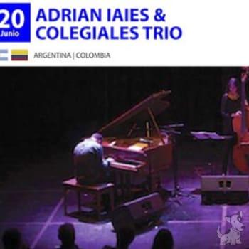 Adrian Iaies & Colegiales Trio