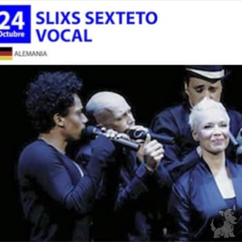 Slixs Sexteto Vocal