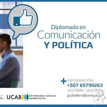 Diplomado en Comunicación y Política