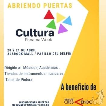 Abriendo Puertas- Cultura Panamá Week