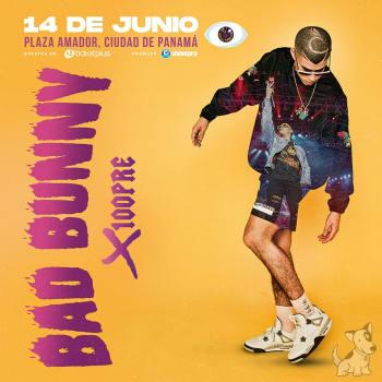 Bad Bunny en Panamá