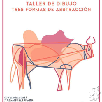 Taller de Dibujo - Tres Formas de Abstracción
