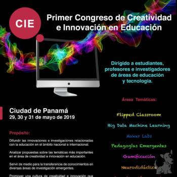 Primer Encuentro de Creatividad e Innovación en Educación