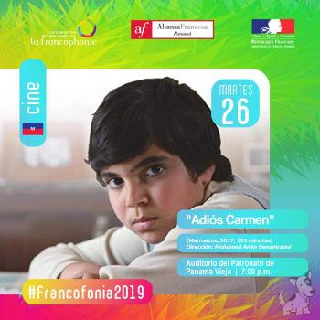 Francofonía 2019 - Cine
