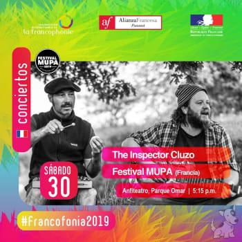 Francofonía 2019 - Conciertos