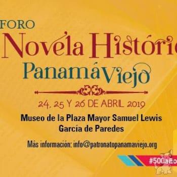 I Foro Novela Histórica Panamá Viejo