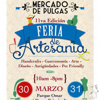 11va Edición Feria de Artesanía