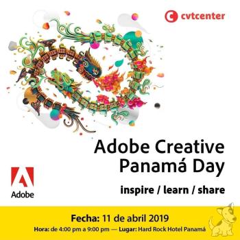 Adobe Creative Panamá Day