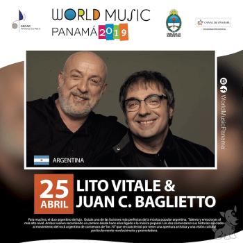 Lito Vital y Juan C. Baglietto