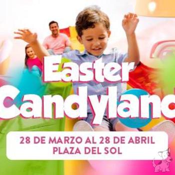 Easter Candyland