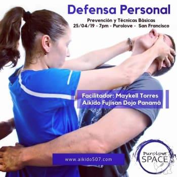 Taller básico de prevención y defensa personal