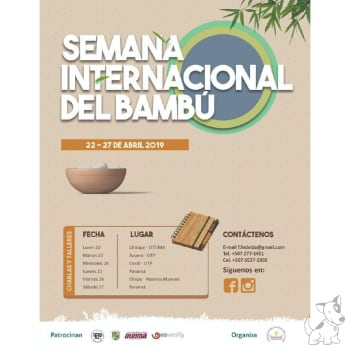 Semana Internacional del Bambú