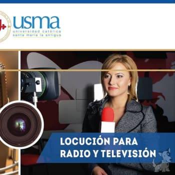 Curso - Taller: Locución Para Radio y Televisión