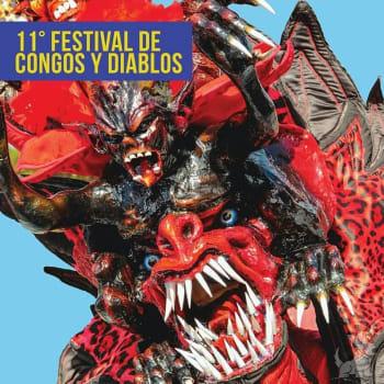 11° Festival de Congos y Diablos de Portobelo