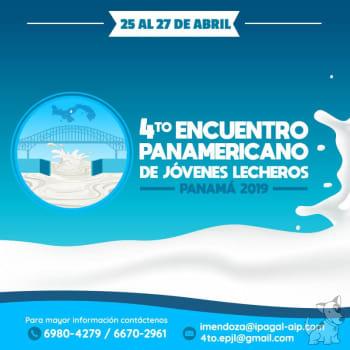4to Encuentro panamericano de jóvenes lecheros