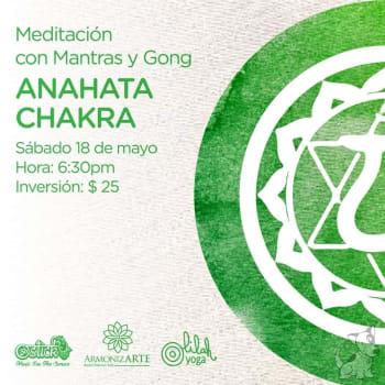 Meditación, Mantras y Gong