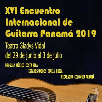 XVI Encuentro Internacional de Guitarra
