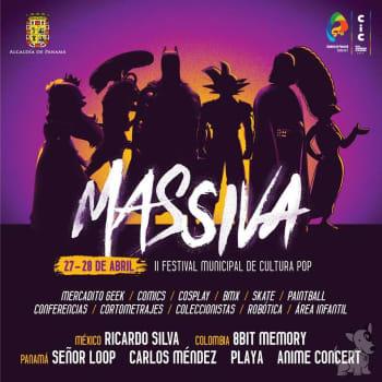"""II Festival Municipal de la Cultura Pop """"Massiva"""""""
