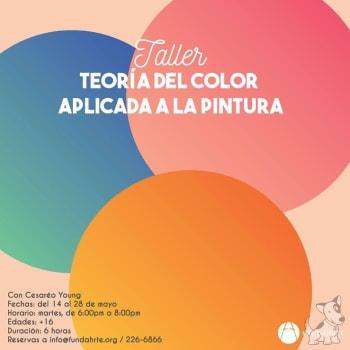 Taller: Teoría del Color Aplicada a la Pintura