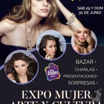 Expo Mujer Arte y Cultura