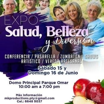 Expo Salud, Belleza y Diversión