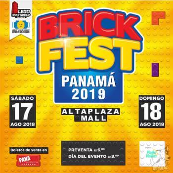 Brick Fest Panamá 2019