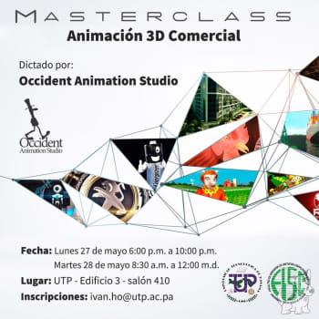 Animación 3D Comercial