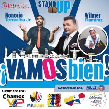 Stand Up ¡Vamos bien!