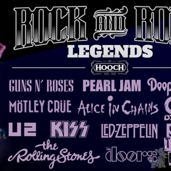 Rock & Roll Legends - Tribute By: Edwin Benitez