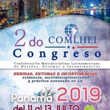 2do Congreso Confederación Multidisciplinar Latinoamericanos de Heridas
