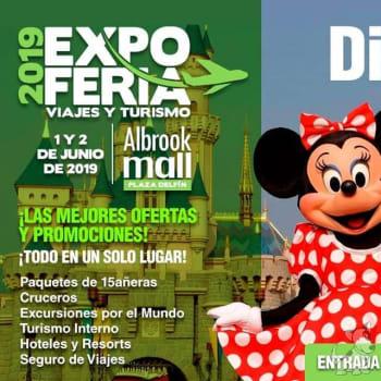 Expo Feria de Viajes y Turismo 2019