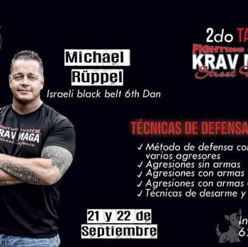 2do taller de Krav Maga Street Defence