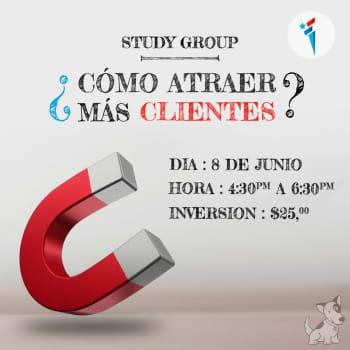 Study Group ¿Como atraer mas clientes?