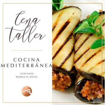 Cena - Taller: Cocina Mediterranea