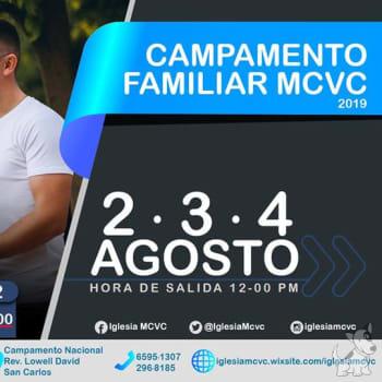 Campamento Familiar Mcvc