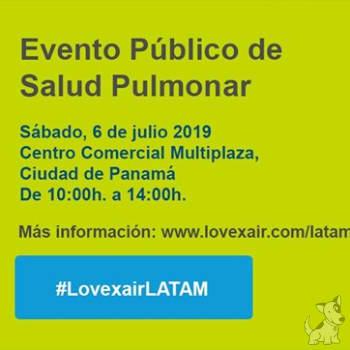 Evento Público de Salud Pulmonar