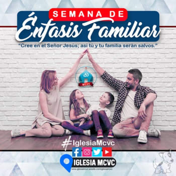 Semana de Énfasis Familiar