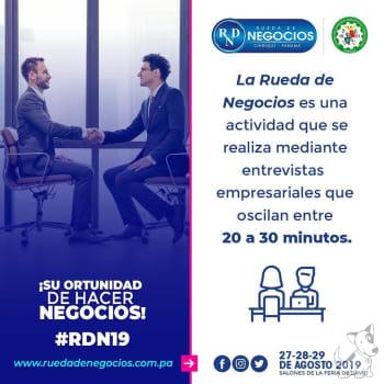 Rueda De Negocios 2019