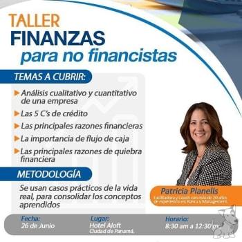 Taller: Finanzas para no financistas