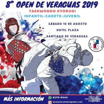 8vo Open de Veraguas 2019