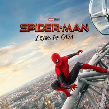 SpiderMan: Lejos de casa
