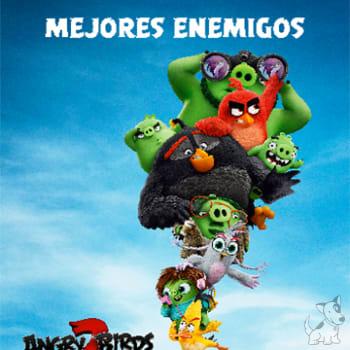 Angry Birds 2 La Pelicula