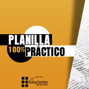 Seminario: Planilla 100% Práctico