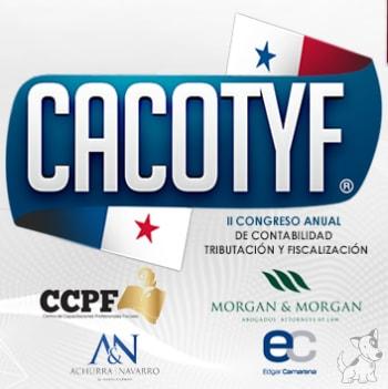 II Congreso: Anual de Contabilidad, Tributación y Fiscalización. CACOTYF - PANAMÁ 2019
