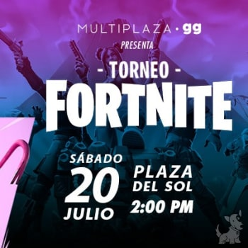 Torneo Multiplaza GG - Fortnite