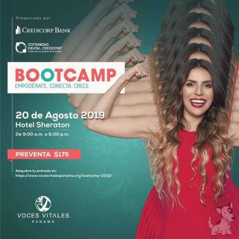 Bootcamp de Voces Vitales
