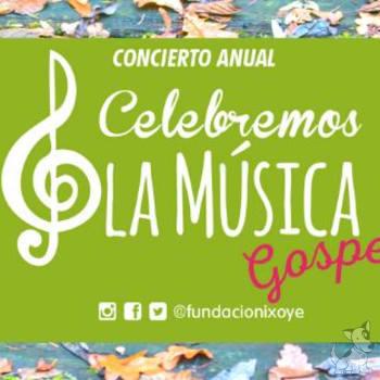 """Concierto """"Celebremos la Música"""""""