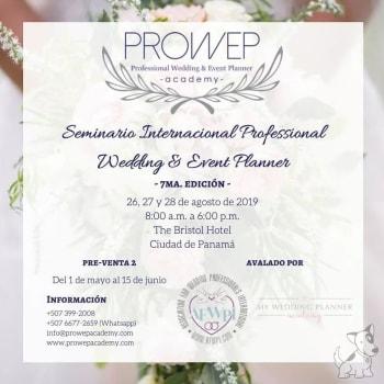 Seminario Internacional Professional Wedding & Event Planner