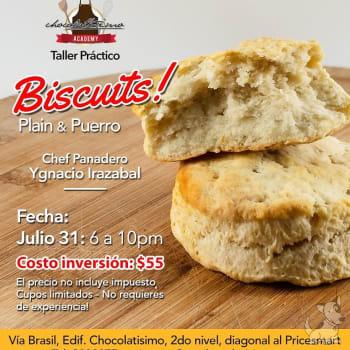 Taller Práctico de Biscuits
